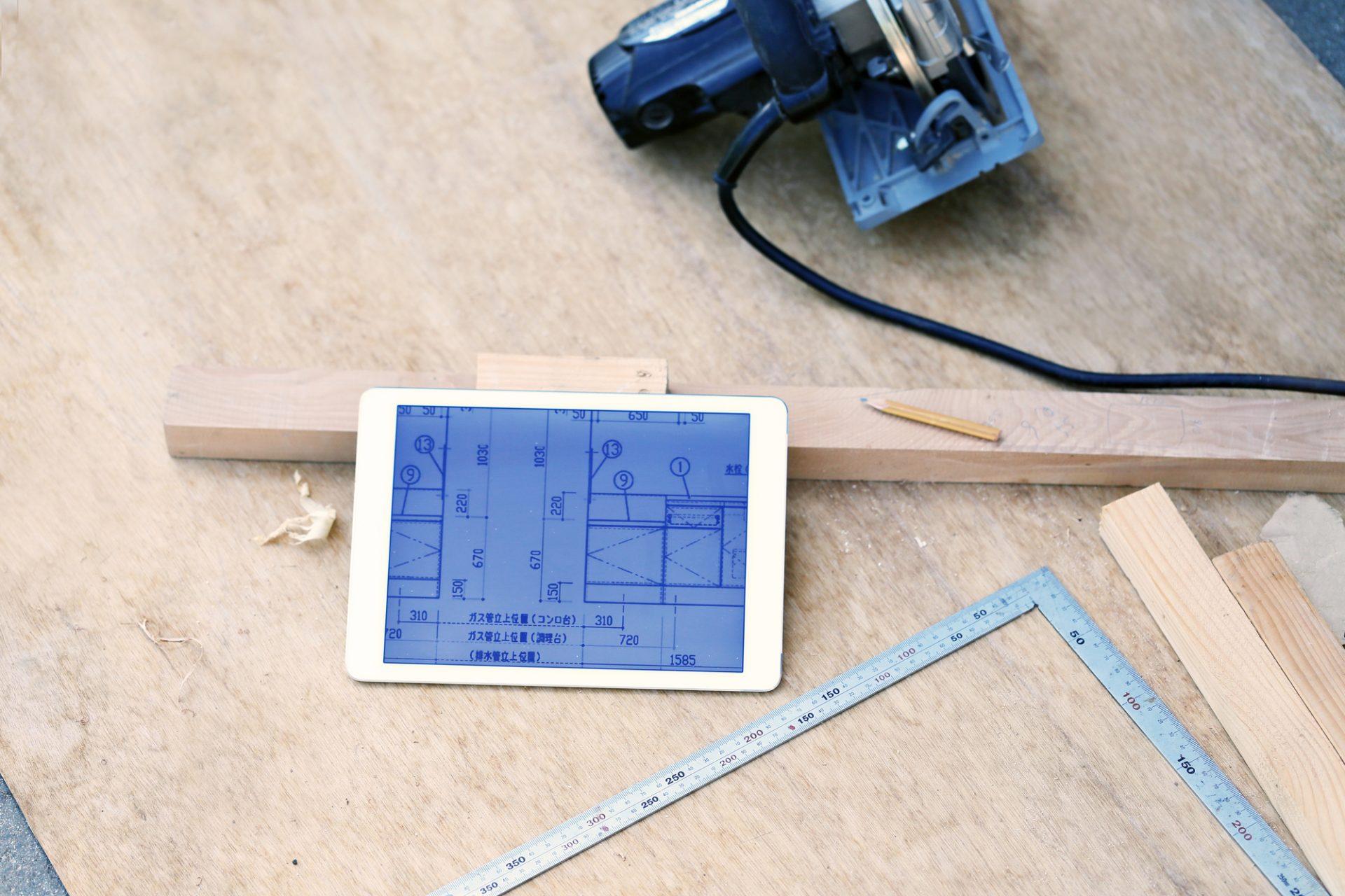 iPadでJWCADの図面修正や閲覧をする方法