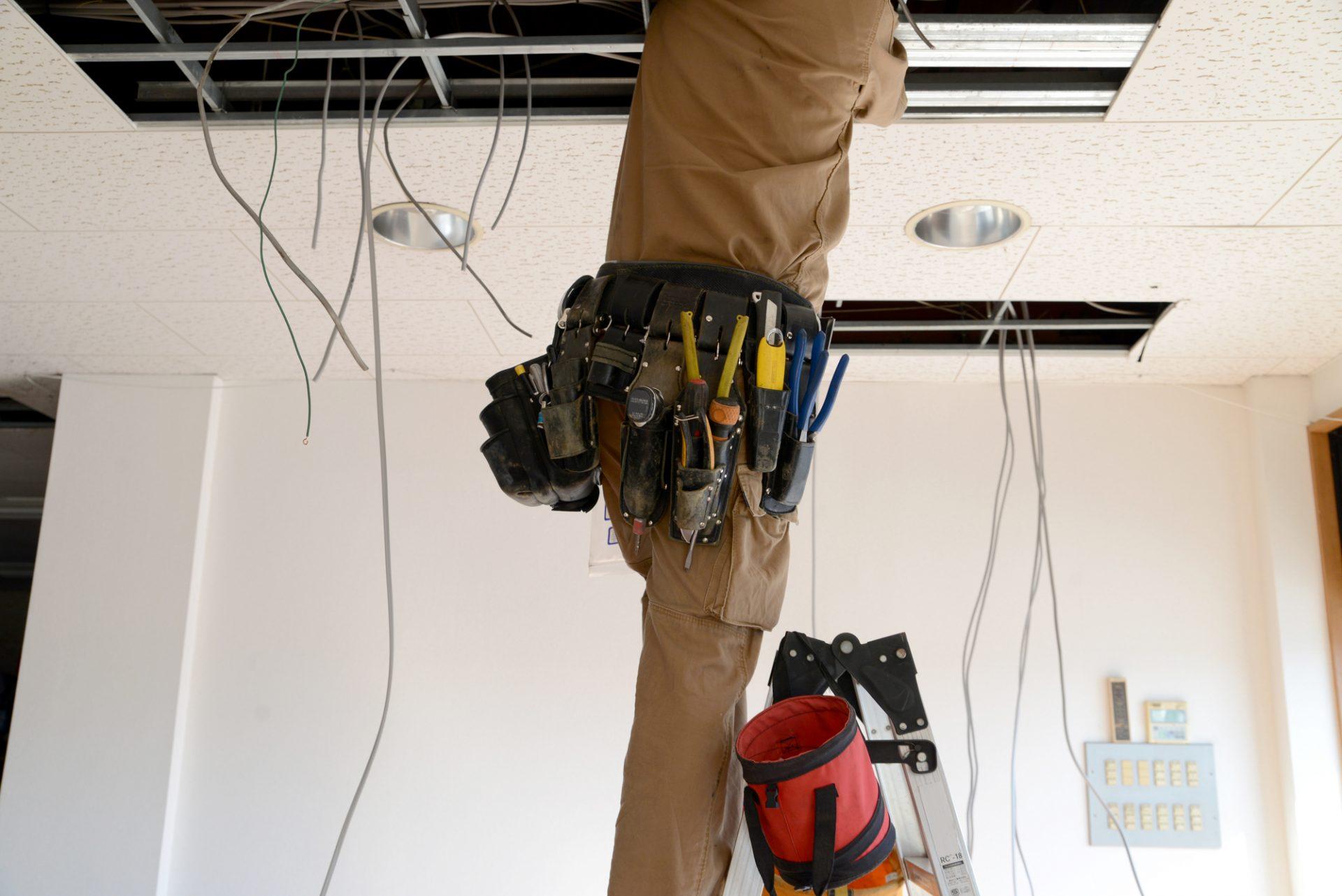 照明で暮らしはどう変わる?電気工事は建物の耐用年数も考えよう