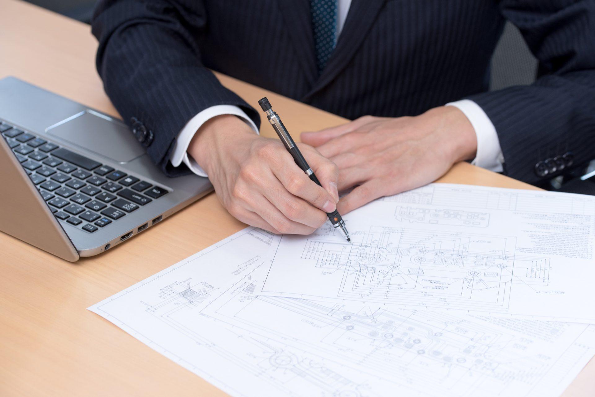 もっと簡単に!CADソフトの導入で楽しく図面を作成することが可能
