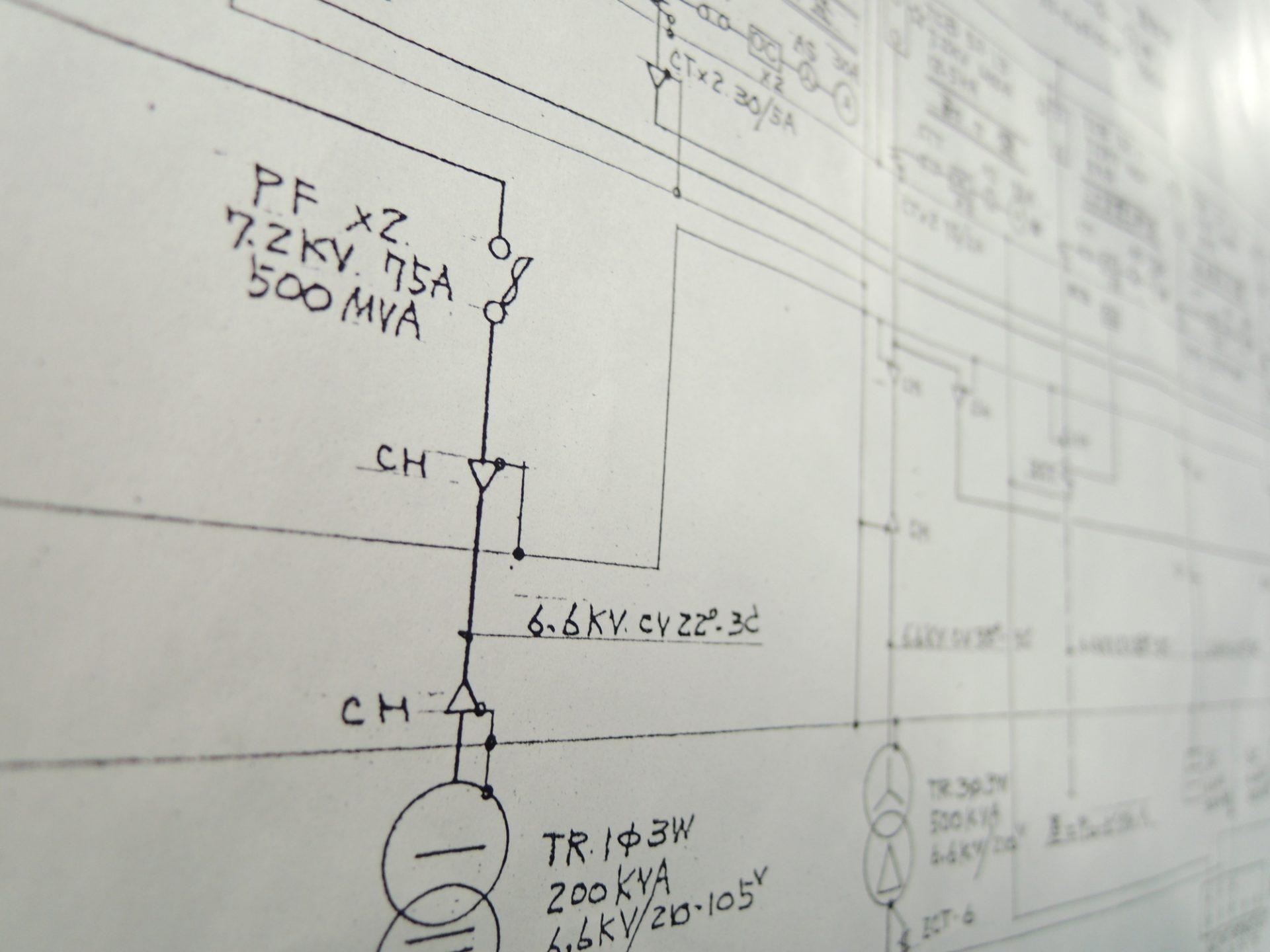電気施工図をもっと簡単に!CADソフトの活用メリット